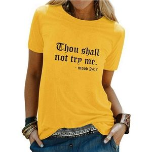 """""""THOU SHALL NOT TRY ME"""" TEEZ"""
